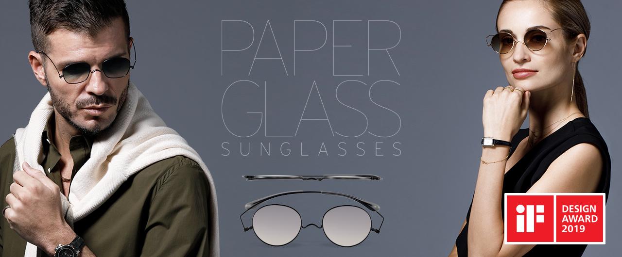 ペーパーグラス PG2サングラス