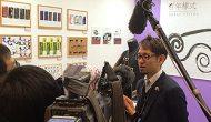 NHKさんから取材を受けました。