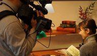 ぽじポジたまご ( KBS京都テレビ )に取材していただきました。