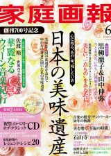 【 掲載誌のお知らせ 】家庭画報6月号(創刊700号記念)『EDITOR'S REPORT』