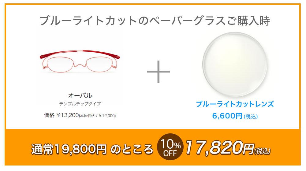 ペーパーグラス(老眼鏡)